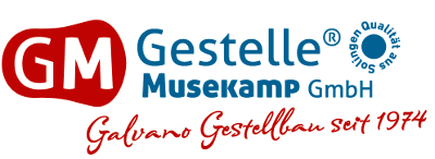 Musekamp GmbH GM Galvanogestelle